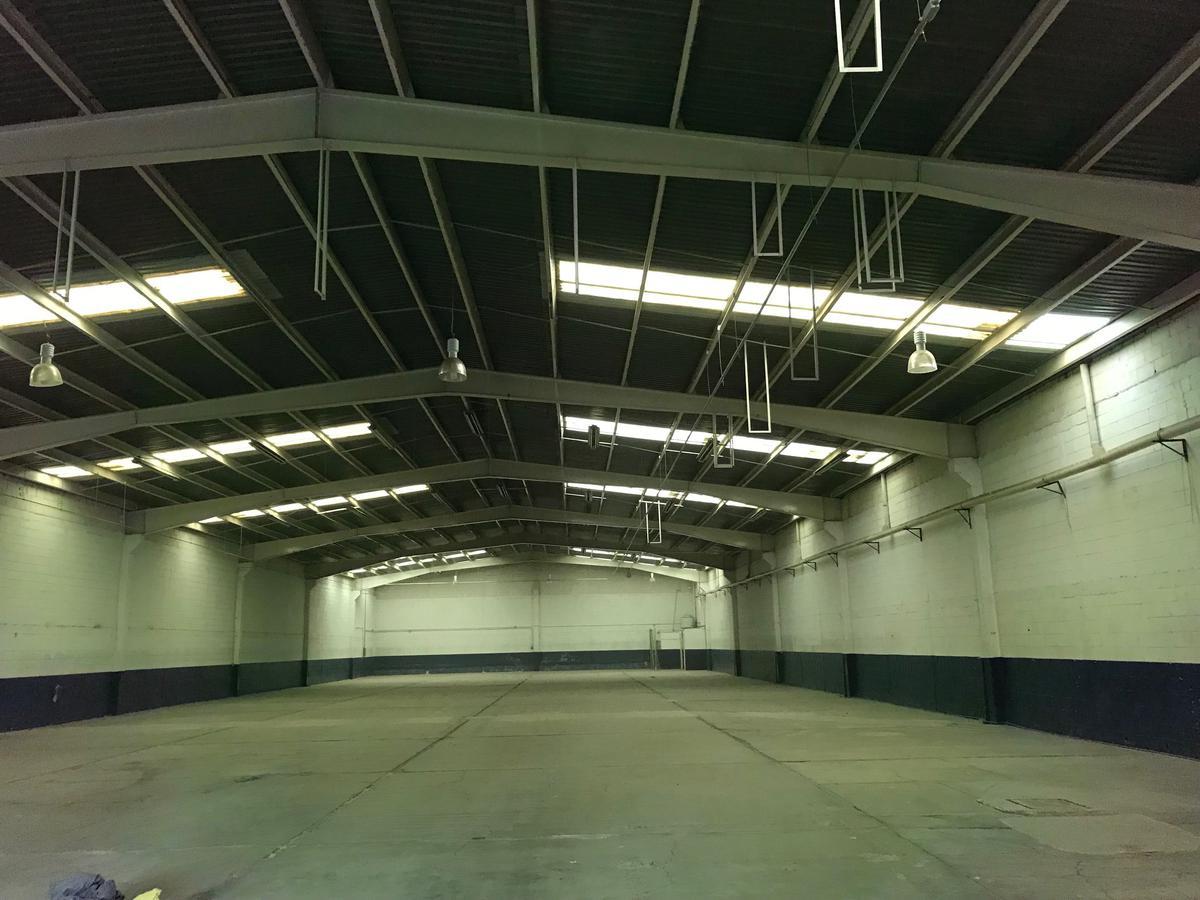 Foto Nave Industrial en Renta en  Toluca ,  Edo. de México  Toluca