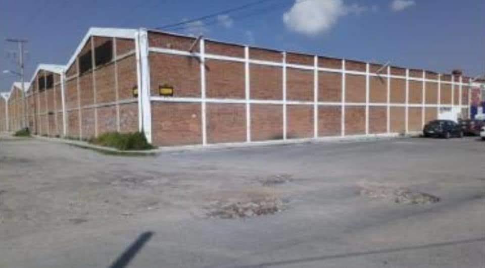 Foto Nave Industrial en Renta en  Deportiva,  Zinacantepec  Deportiva