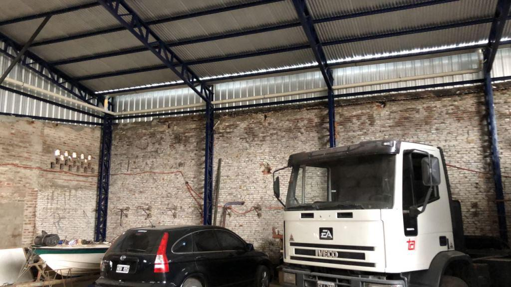 Foto Galpón en Alquiler en  Rosario,  Rosario  Moreno 3458