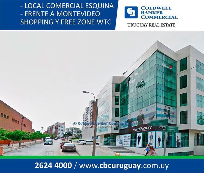 Foto Local en Venta en  Pocitos Nuevo ,  Montevideo  Pocitos Nuevo
