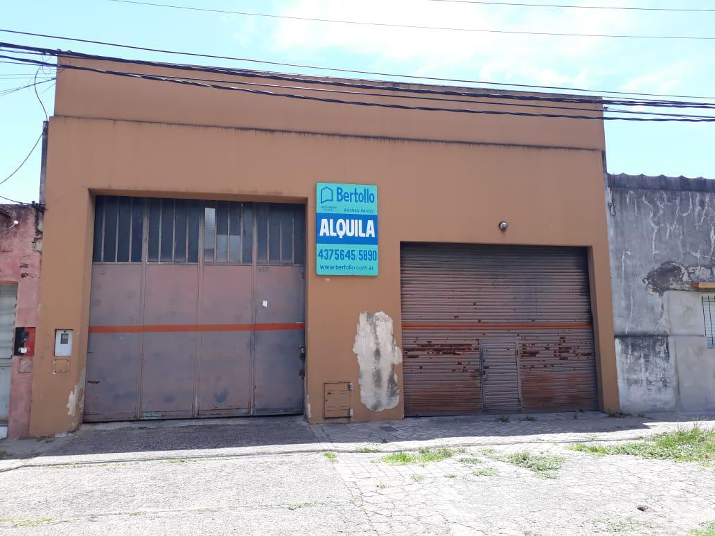 Foto Galpón en Alquiler en  Remedios de Escalada de San Martin,  Rosario  RIO DE JANEIRO al 1400