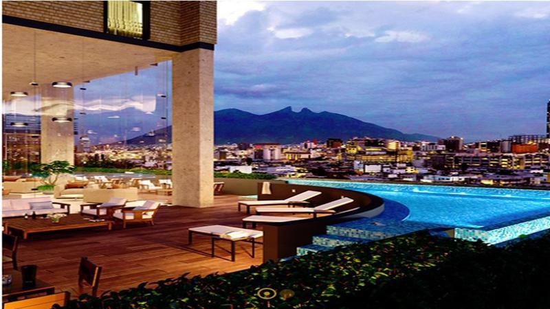 Foto Departamento en Venta en  Centro,  Monterrey  DEPARTAMENTO VENTA CENTRO MONTERREY NL $3,528,676