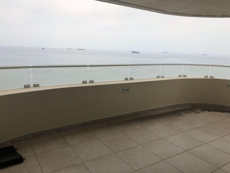 Foto Departamento en Renta en  Fraccionamiento Costa de Oro,  Boca del Río  TORRE JV, Departamento en RENTA SEMI-AMUEBLADO frente al mar