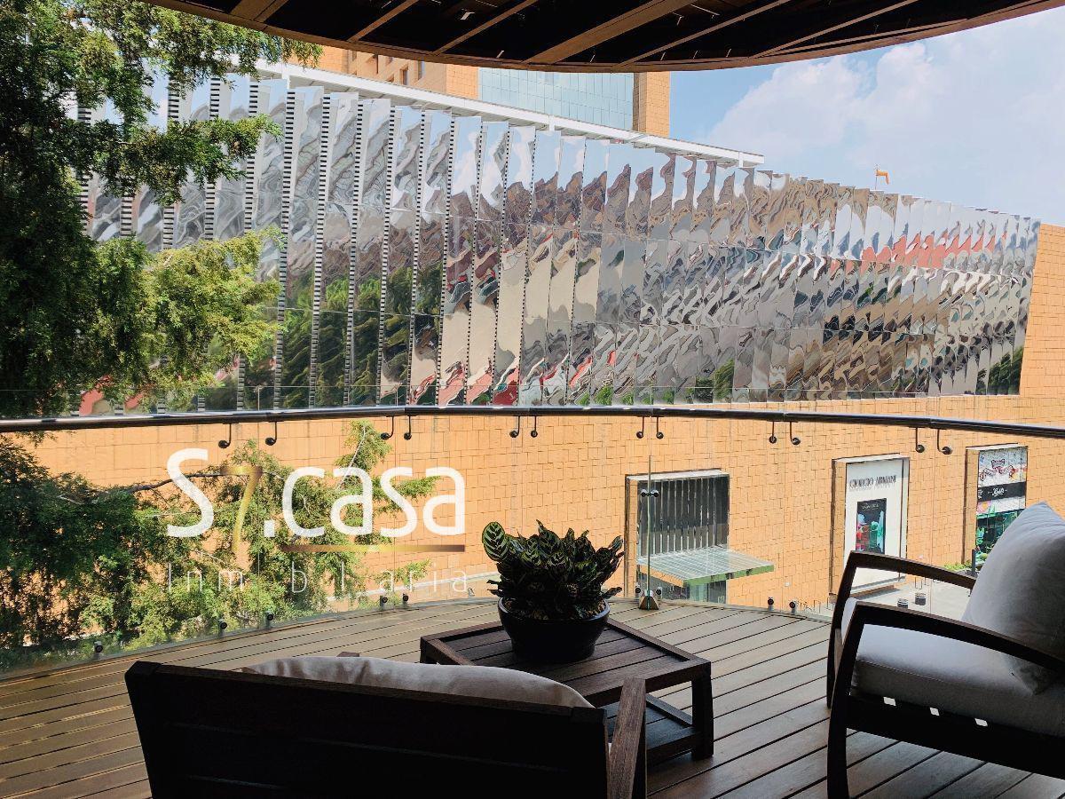 Foto Departamento en Renta en  Polanco,  Miguel Hidalgo  Departamento en Renta, Polanco, Amueblado