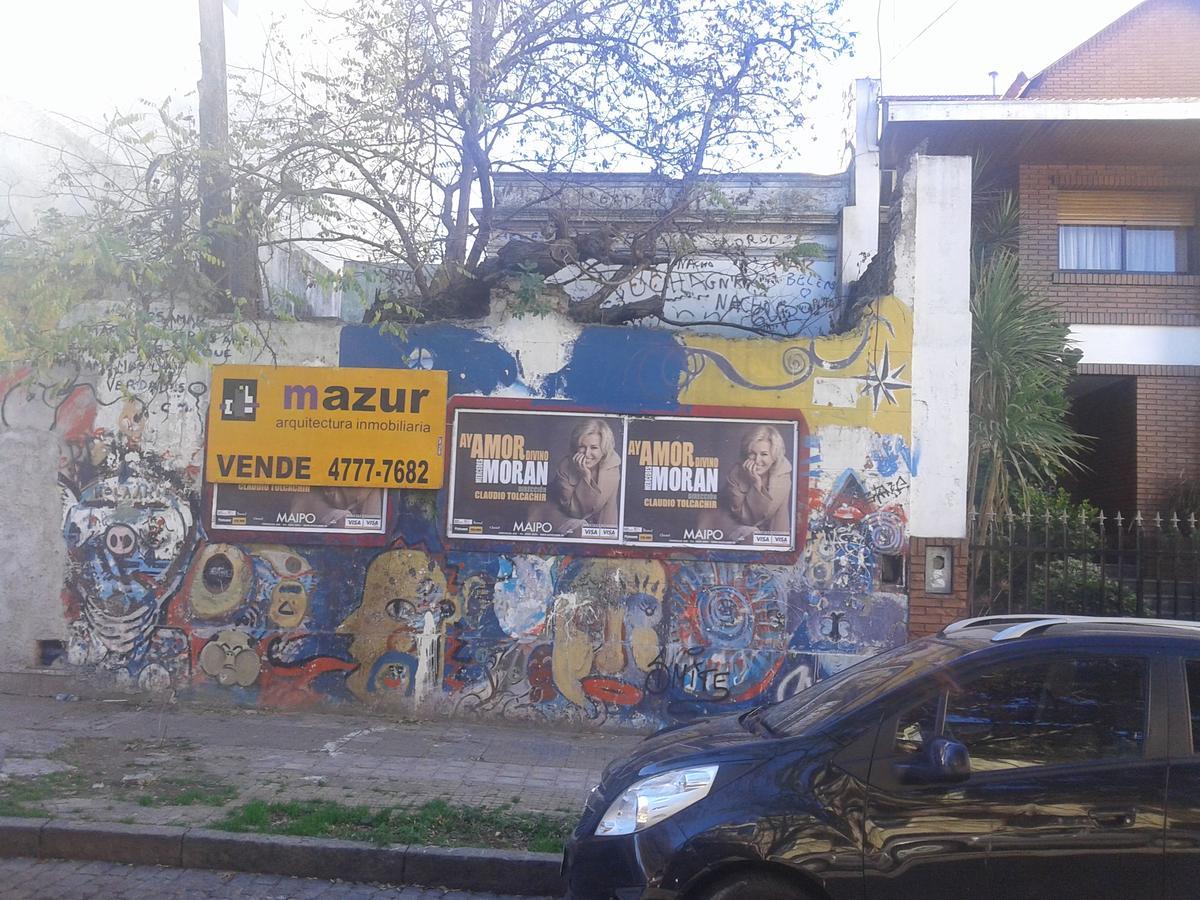 Foto Terreno en Venta |  en  Villa Crespo ,  Capital Federal  Pje Gral. F. Argañaraz 85