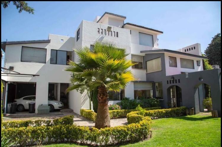 Foto Casa en condominio en Renta en  La Virgen,  Metepec  VENTA/RENTA  DE RESIDENCIA EXCLUSIVA EN LA VIRGEN METEPEC