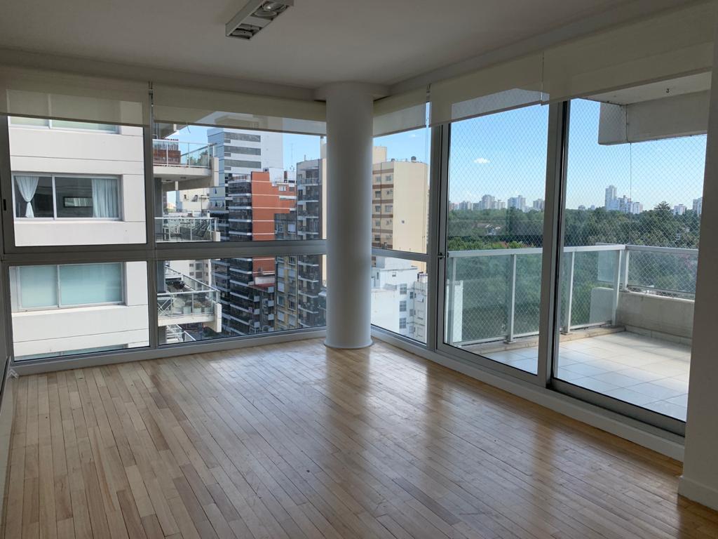 Foto Departamento en Venta en  Horizons,  Countries/B.Cerrado (V. Lopez)  HORIZONS.   Dto Unico!!  115 m2 con cochera. 2 Dorm en Suite.  Increíbles  Amenities