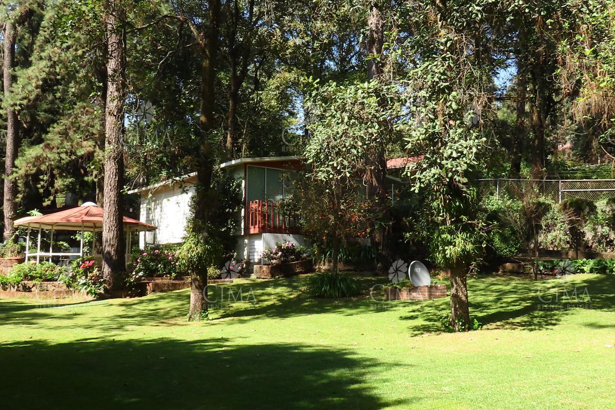 Foto Casa en Venta en  Fraccionamiento San José de La Montaña,  Huitzilac  VENTA CASA EN TERRENO PLANO - V172