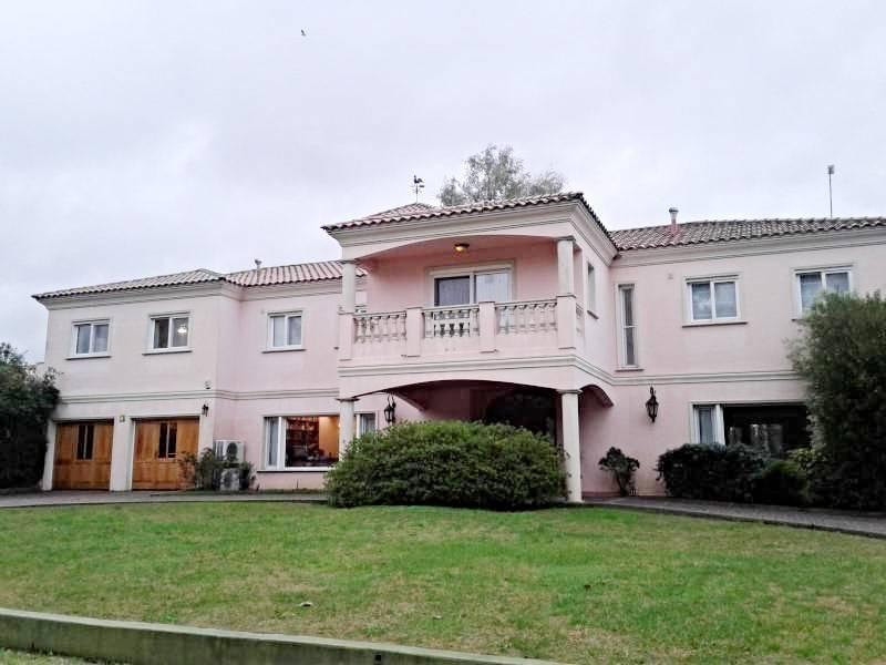 Foto Casa en Alquiler en  Haras Del Sol,  Countries/B.Cerrado (Pilar)  Alquiler anual casa Pilar 5 dorm con pileta