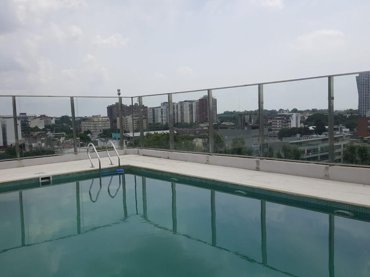 Foto Departamento en Alquiler temporario | Alquiler en  Belgrano Barrancas,  Belgrano  Pampa Al Lago al 1300