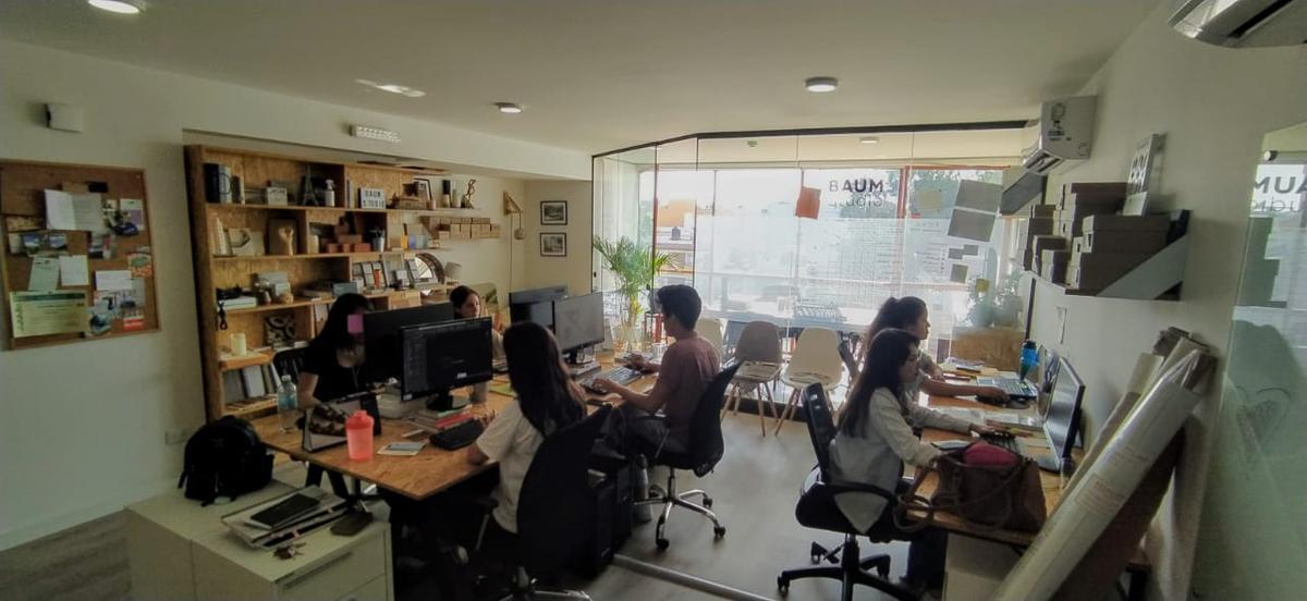 Foto Oficina en Venta en  Barranco,  Lima  Avenida Pedro de Osma. Oficina 401
