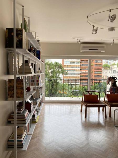 Foto Departamento en Alquiler   Alquiler temporario en  Palermo Chico,  Palermo  Av. del Libertador al 3500