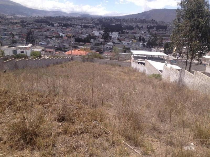 Foto Terreno en Venta en  Calderón,  Quito  marianas