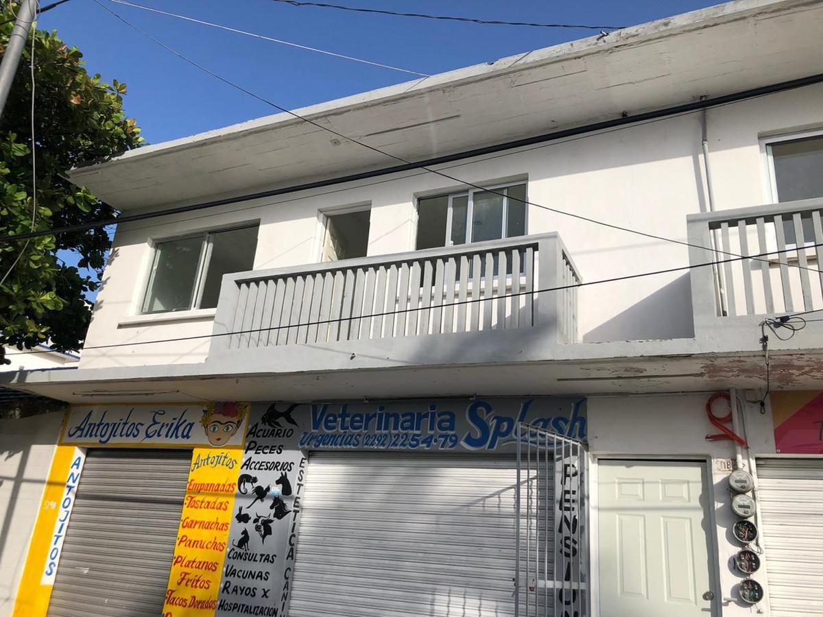 Foto Departamento en Renta en  Veracruz Centro,  Veracruz  Col. Centro, Veracruz, Ver. - Departamento en renta