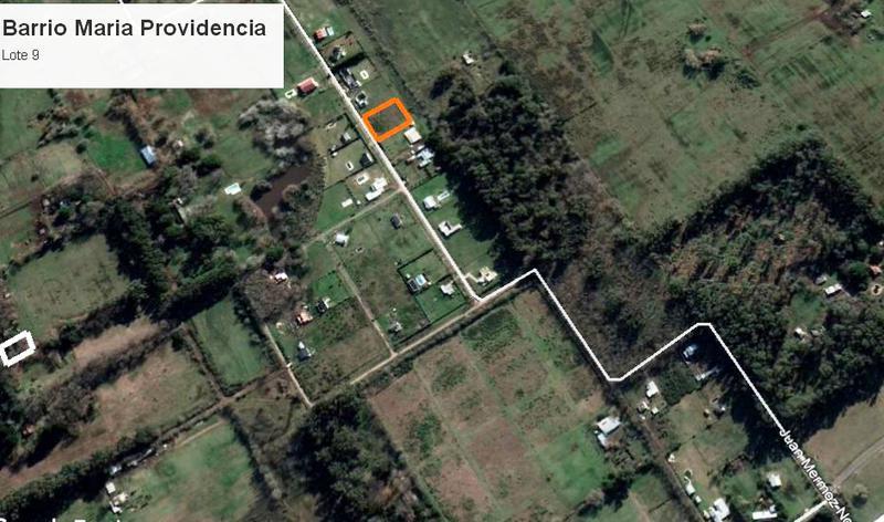 Foto Terreno en Venta en  Santa Maria,  Countries/B.Cerrado (Escobar)  Padre Jose Kentenich - B° Maria Providencia