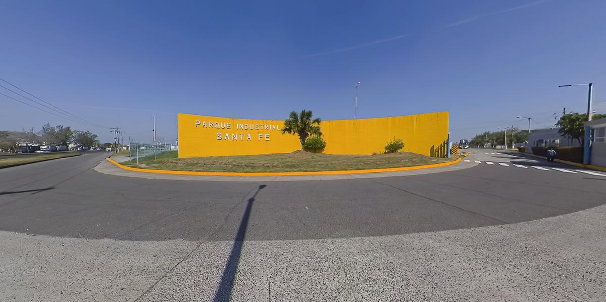 Foto Nave Industrial en Venta en  Pueblo Santa Fe,  Veracruz  Parque Industrial Santa Fé. ¡TERRENOS DISPONIBLES!