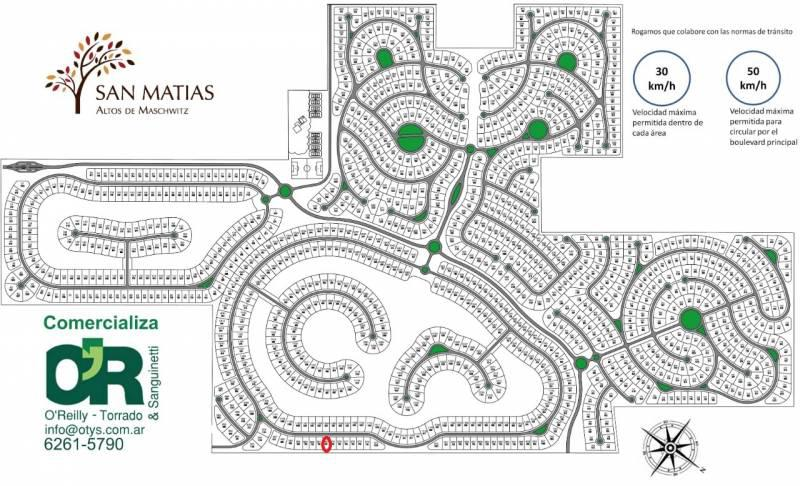 Foto Casa en Venta en  San Matias,  Countries/B.Cerrado (Escobar)  San Matias al 100
