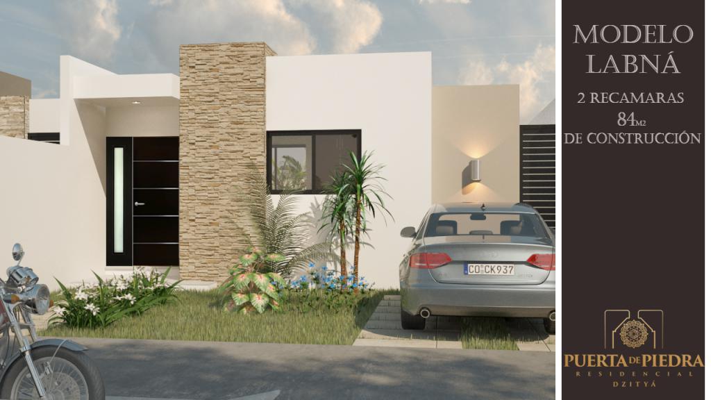 Foto Casa en Venta en  Pueblo Dzitya,  Mérida  Casa en Dzitya con 2 habitaciones