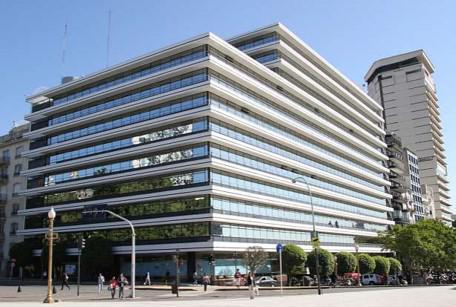 Foto Oficina en Alquiler en  Retiro,  Centro (Capital Federal)  Edificio Plaza San Martín - Piso 4