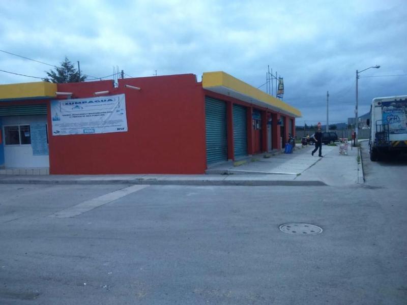 Foto Edificio Comercial en Venta en  Santa María,  Zumpango  Santa María