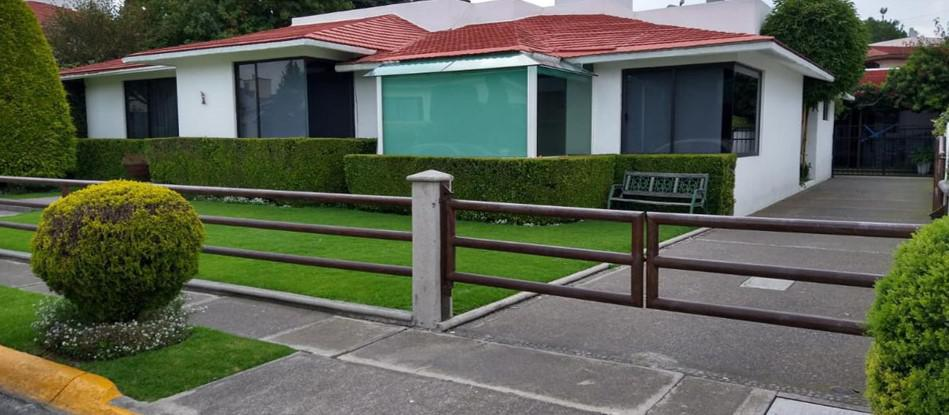 Foto Casa en condominio en Venta en  Fraccionamiento La Asunción,  Metepec  VENTA DE CASA DE UNA PLANTA EN METEPEC