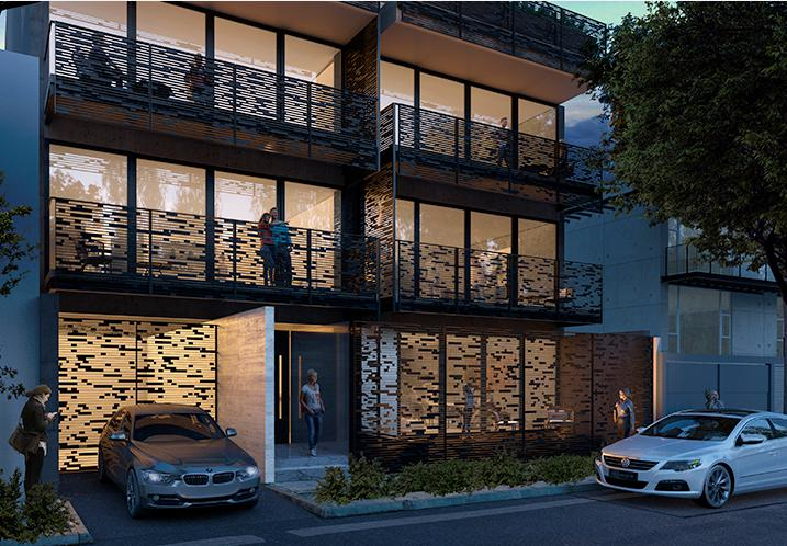 Foto Departamento en Venta en  Polanco,  Miguel Hidalgo  Departamento en venta - Colonia Polanco -Eugenio Sue 226 - 202