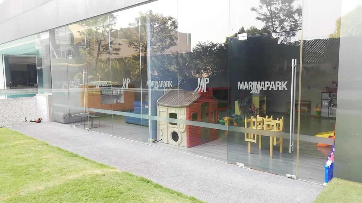 Foto Departamento en Renta en  Ampliación Granada,  Miguel Hidalgo  MARINA PARK POLANCO DR 56960