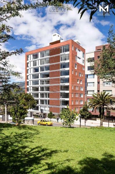 Foto Departamento en Venta en  El Batán,  Quito  Lujoso departamento con espectacular vista, por estrenar, Batán Alto