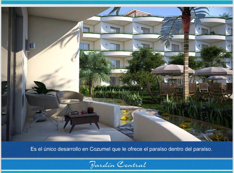 Foto Departamento en Venta en  Zona Hotelera Sur,  Cozumel   Suites Cozumel Studio 226
