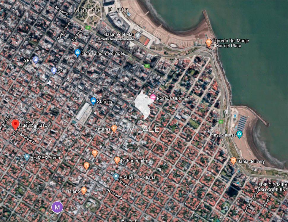 Foto Terreno en Venta en  Chauvin,  Mar Del Plata  TUCUMAN al 3100