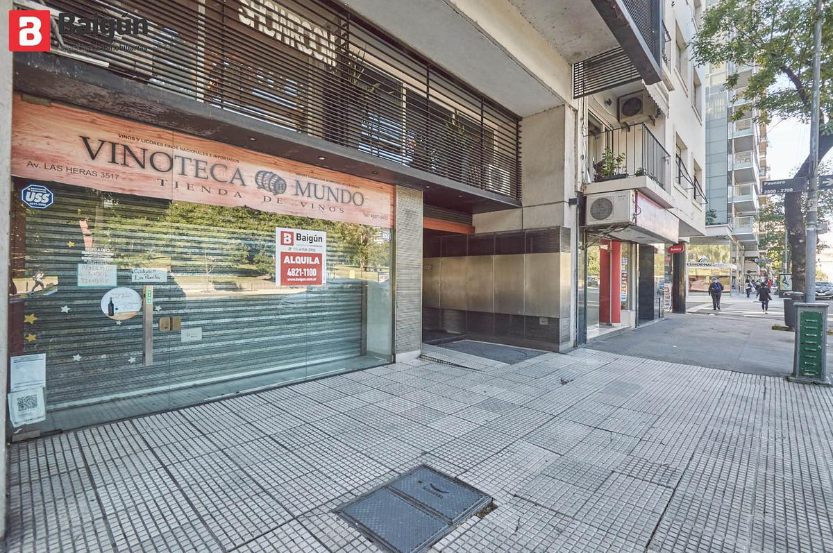 Foto Local en Alquiler en  Palermo ,  Capital Federal  Las Heras al 3500