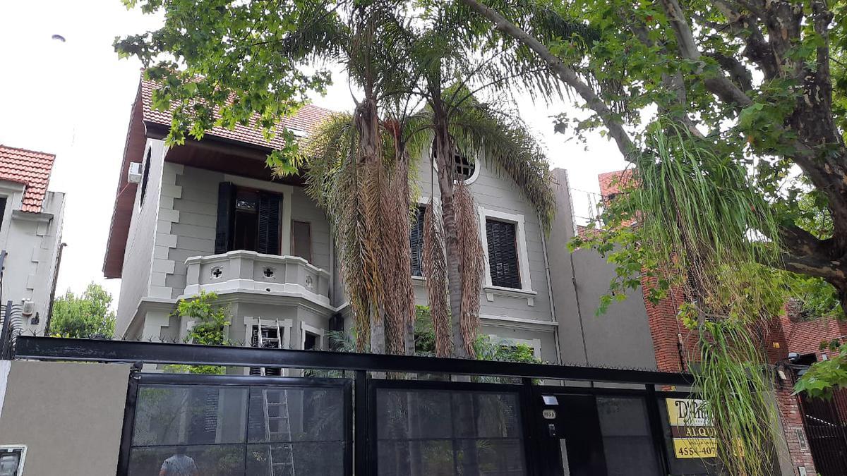 Foto Casa en Alquiler en  Belgrano R,  Belgrano  Romulo Naon al 1900
