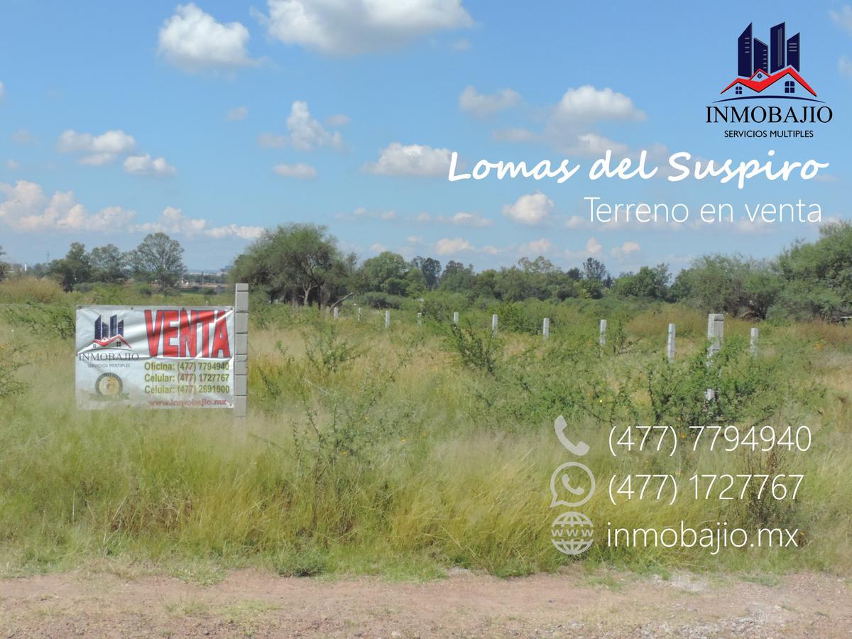 Foto Terreno en Venta en  Rancho o rancheria El Suspiro,  León  Terreno campestre en venta