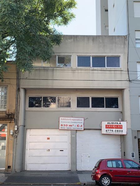 Foto Oficina en Alquiler temporario en  Chacarita ,  Capital Federal  Forest al 500 y Federico Lacroze - Edificio Comercial