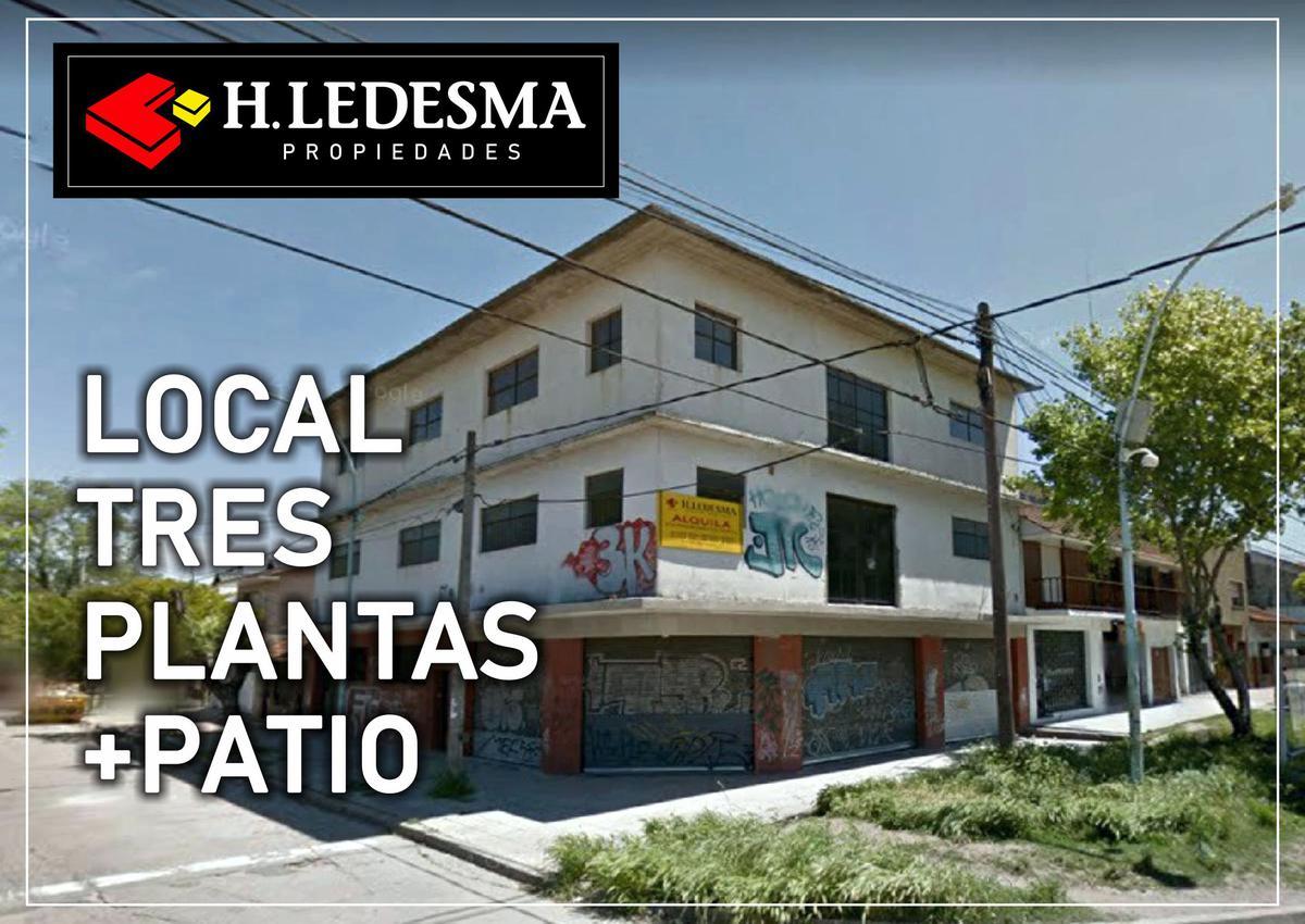 Foto Local en Alquiler en  Don Bosco,  Mar Del Plata  AV LIBERTAD ESQ MARCONI