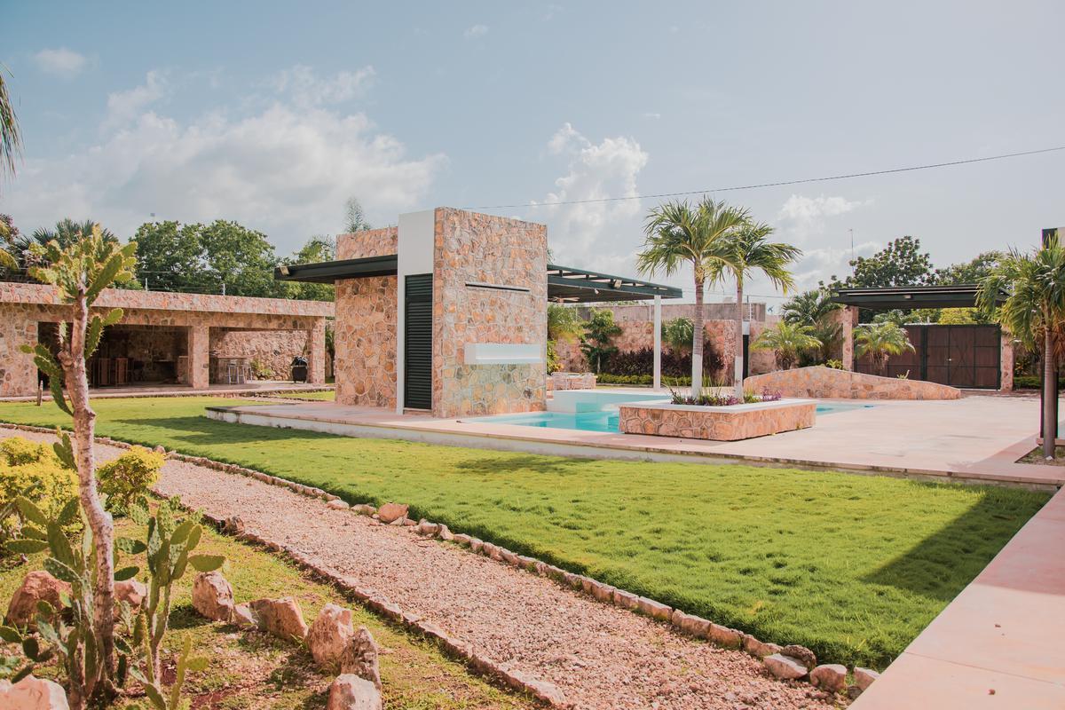 Foto Quinta en Venta en  Pueblo Dzitya,  Mérida  Preciosa Quinta en Dzityá