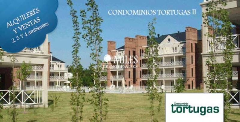 Foto Departamento en Alquiler en  Condominio Tortugas II,  Condominio Tortugas  Av Patricias Argentinas al 1100