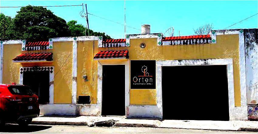 Foto Casa en Venta en  Merida Centro,  Mérida          Casa en Venta en  Merida Yucatan Centro La Ermita Antigua Estilo Colonial ideal Hotel Boutique