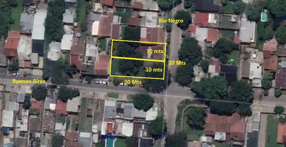 Foto Terreno en Venta en  Villa Ballester,  General San Martin  Rio Negro al 2300