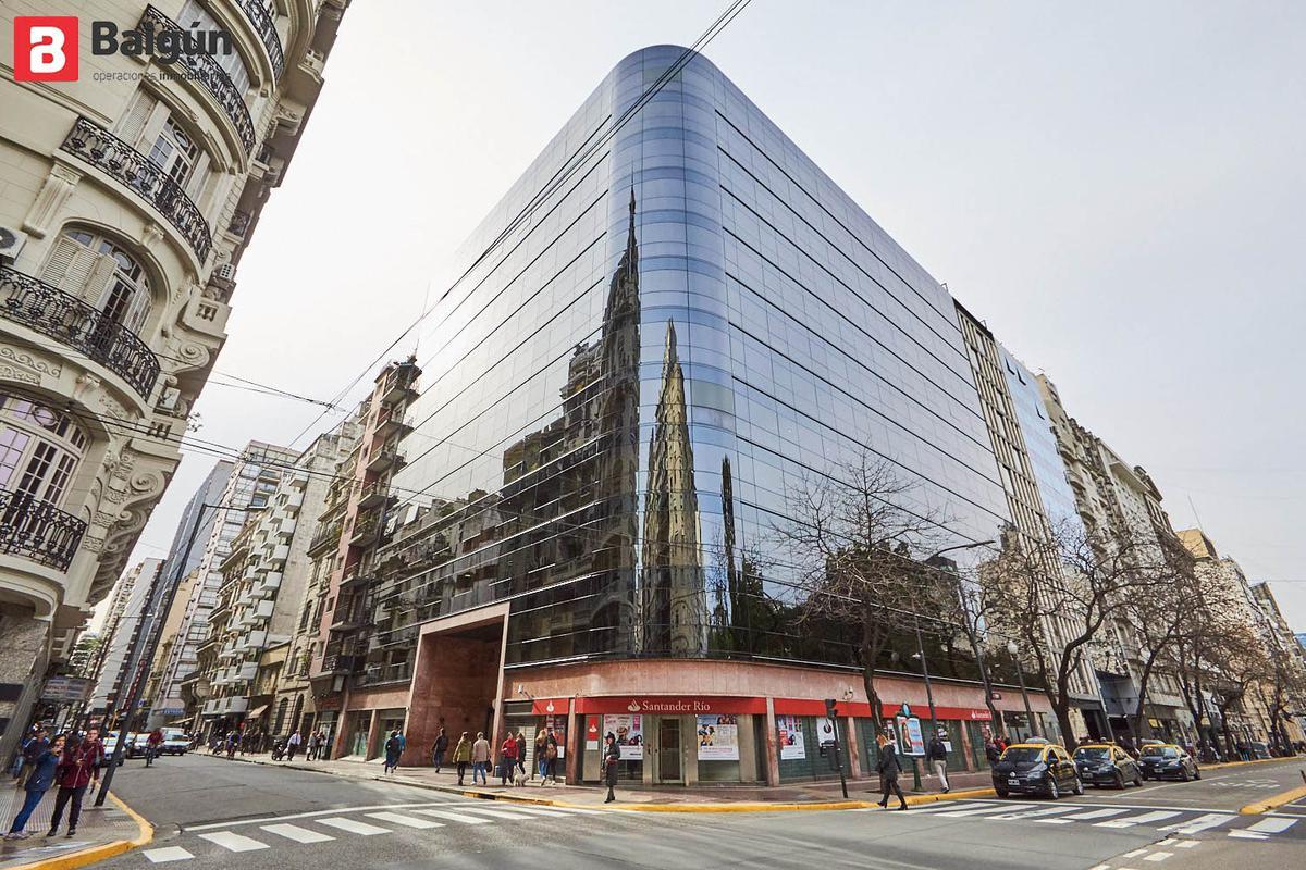 Foto Oficina en Alquiler en  Microcentro,  Centro (Capital Federal)  Talcahuano al 800