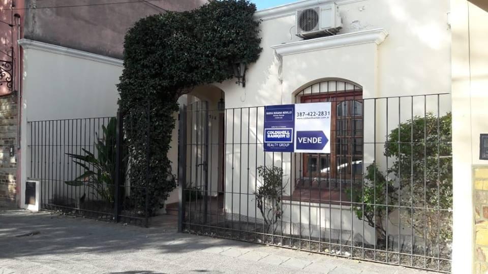 Foto Casa en Venta en  Zona Centro,  Salta  Sarmiento 700