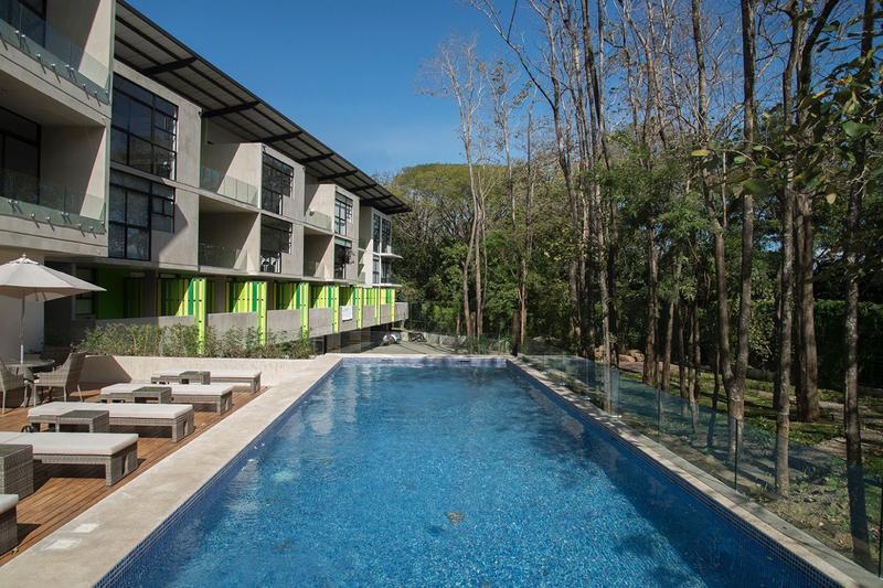 Foto Departamento en Venta en  Santana,  Santa Ana  Santa Ana/ Amueblado/ Forum I/ Gimnasio/ Piscina