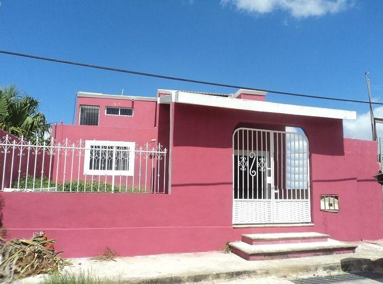 Foto Casa en Venta en  San Marcos Nocoh,  Mérida  Casa en venta en Merida, cerca del aeropuerto,  3 habitaciones