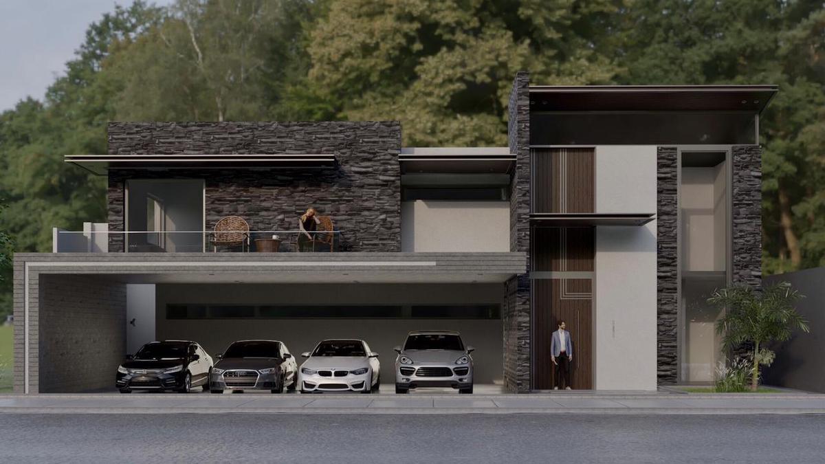Foto Casa en Venta en  Sierra Alta 9o Sector,  Monterrey  Sierra Alta 90 Sector