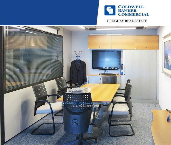 Foto Oficina en Venta   Alquiler en  Punta Carretas ,  Montevideo  Punta Carretas
