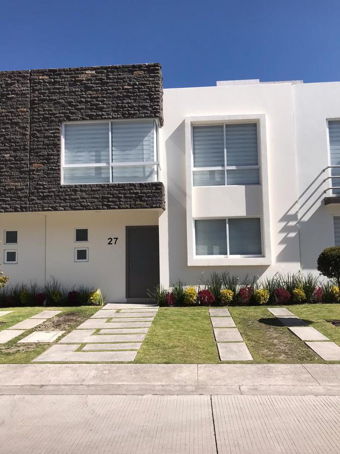 Foto Casa en condominio en Renta en  Santa María,  San Mateo Atenco  prolongación Francisco Javier Mina