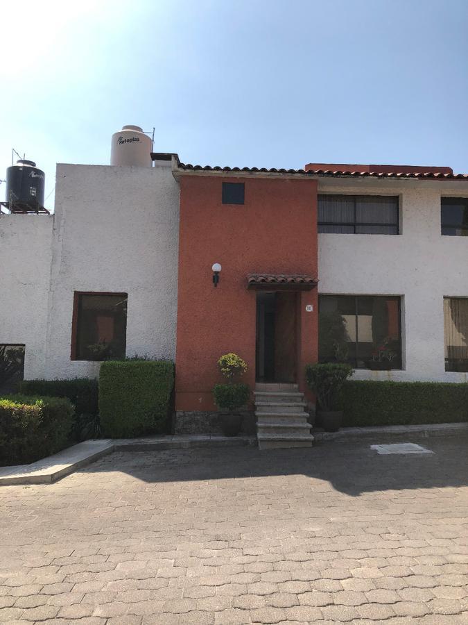 Foto Casa en condominio en Venta en  Cuajimalpa,  Cuajimalpa de Morelos  Casa en venta en Cuajimalpa