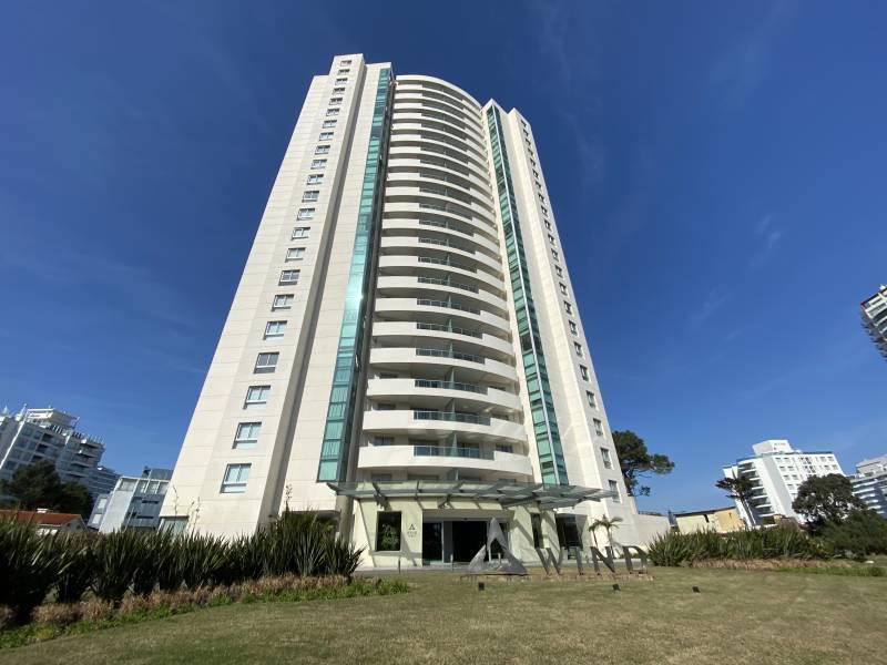 Foto Departamento en Alquiler temporario en  Playa Brava,  Punta del Este  Torre Wind Tower - Parada  7