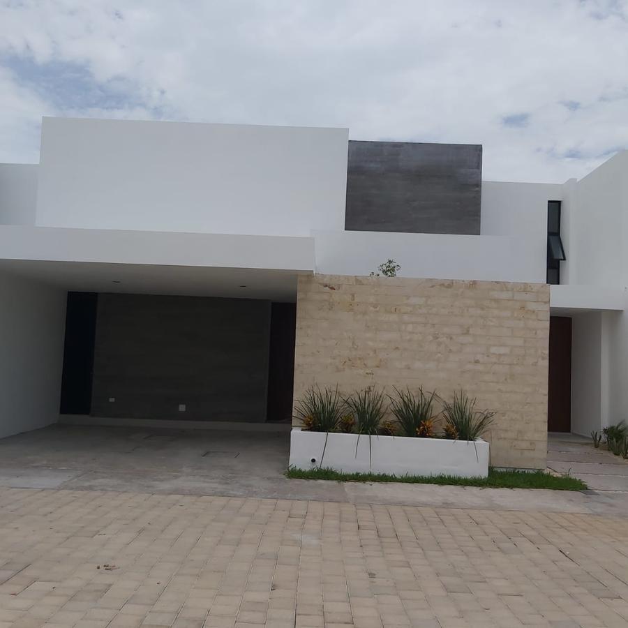 Foto Casa en Venta en  Pueblo Temozon Norte,  Mérida  Casa en Merida en Barlovento Residencial Temozon Modelo A