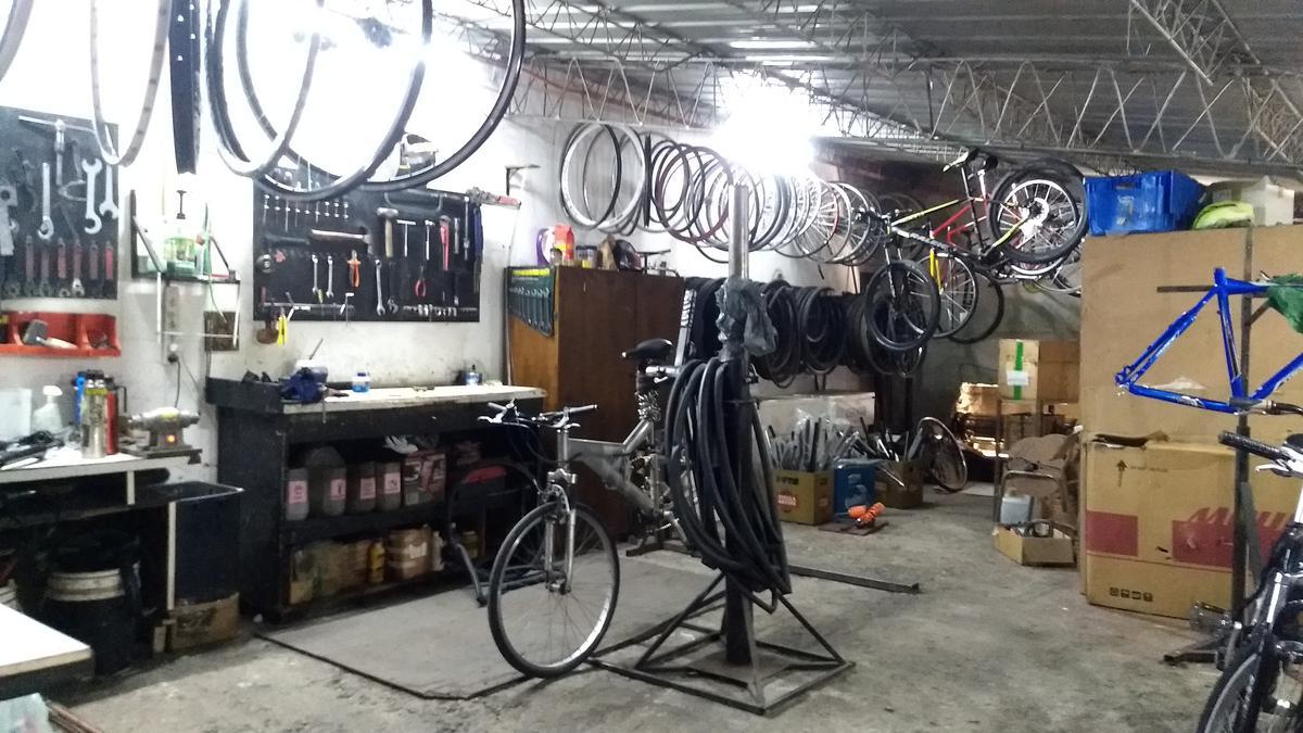 Foto Fondo de Comercio en Venta en  Microcentro,  Rosario  Bicicletería - Zona céntrica Rosario - Reconocida